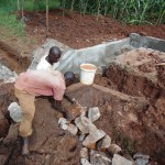 The Water Project : 24-kenya4719-spring-construction