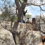 The Water Project : 24-kenya4758-sand-dam-construction