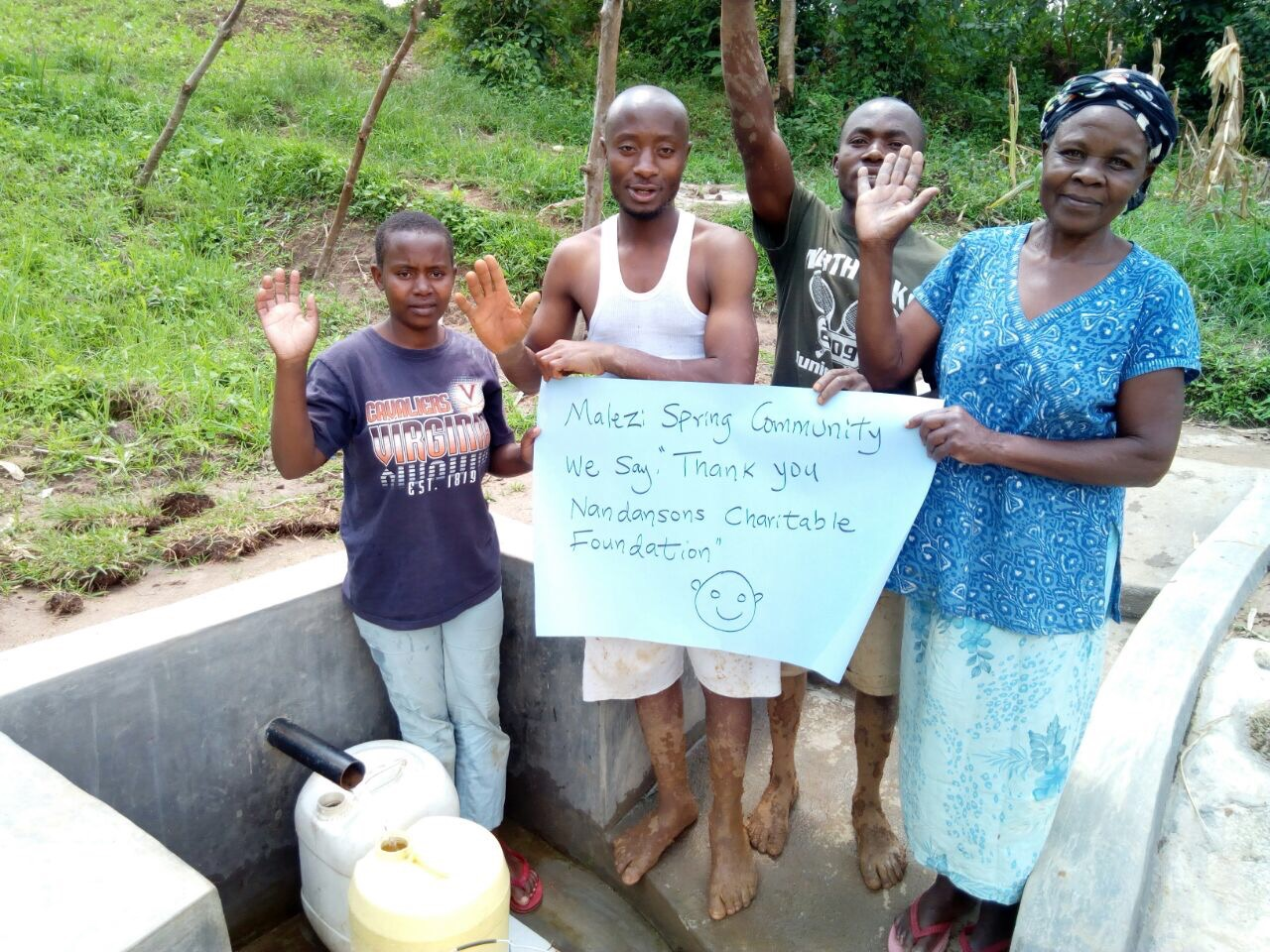 The Water Project : 27-kenya4725-thank-you-nandansons