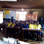 The Water Project: Kakubudu Primary School -  Training