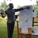 The Water Project: Nyira Community, Ondiek Spring -  Training