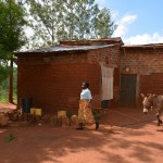 The Water Project: Ngaa Community -  Household