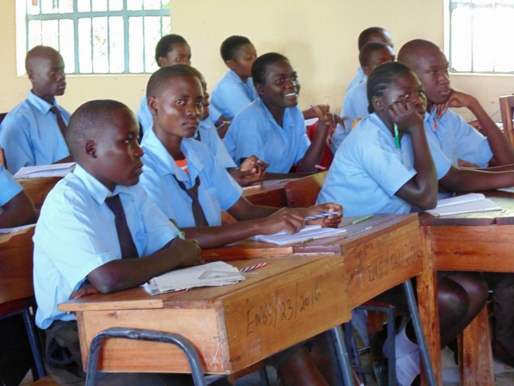 The Water Project : 3-kenya4832-students-in-class