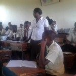The Water Project: Evojo Secondary School -  Students In Class