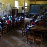 The Water Project: St. Antony Shijiko Primary School -  Early Education Class