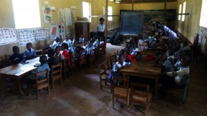 The Water Project:  Early Education Class
