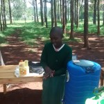 The Water Project: Ebukanga Primary School -  Training