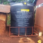 The Water Project: Mwiyenga Primary School -  The Liter Plastic Tank