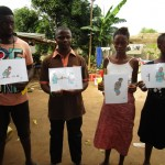 The Water Project: Benke Community, Brima Lane -  Training