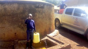 A Year Later: Amalemba Primary School