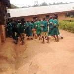 The Water Project: Buhunyilu Primary School -  Rush To Class