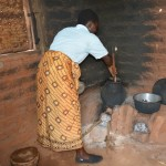 The Water Project: Ngaa Community -  Household Kitchen