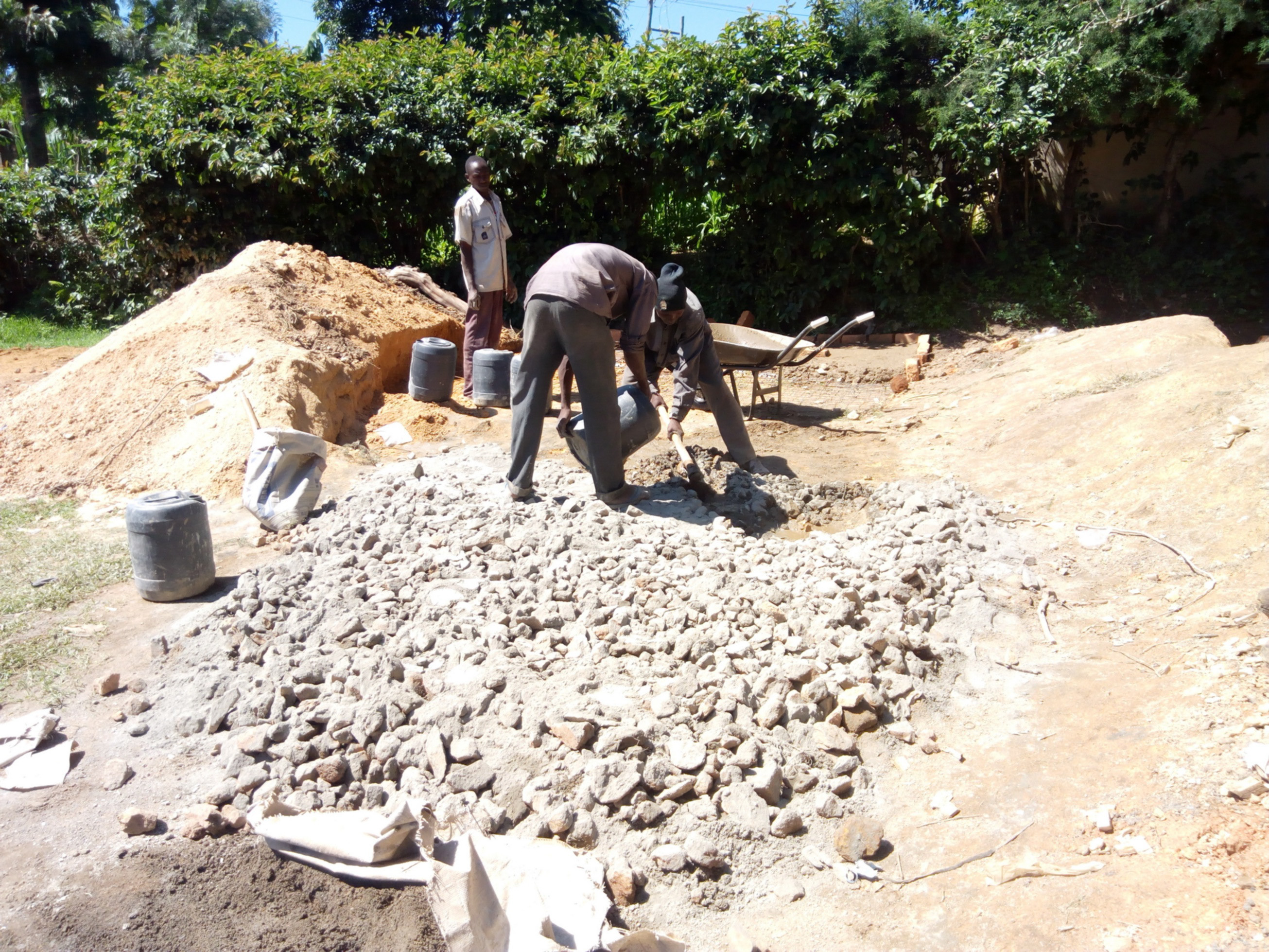 5 kenya4828 cement work