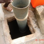 The Water Project: Benke Community, Turay Street -  Drilling