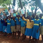 The Water Project: Ematsuli Primary School -  Training