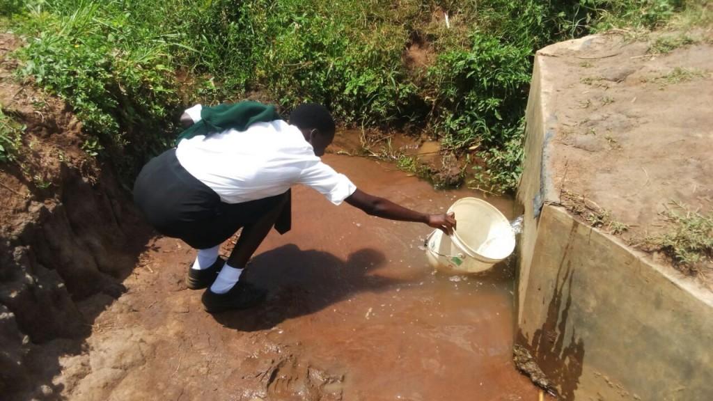 The Water Project : 6-kenya4671-alternative-source