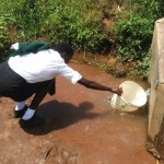 The Water Project: St. Kizito Lusumu Secondary School -  Alternative Source