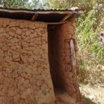The Water Project: Kakubudu Community -  Mud Latrine With No Door