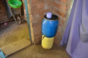 The Water Project:  Rose Nduku Hand Washing