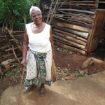The Water Project: Ebuhando Community -  Mrs Omasaba