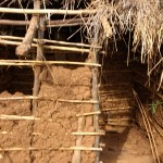 The Water Project: Ejinga-Ayikoru Community -  Latrine