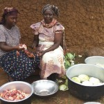 The Water Project: Shiyabo Secondary School -  School Cooks Preparing Meal