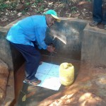 The Water Project: Wanzuma Community -  Clean Water