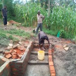 The Water Project: Handidi Community -  Construction