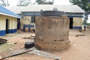The Water Project:  Plastic Storage Tank