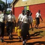 Evojo Secondary School Project Underway