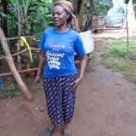 The Water Project: Ebuhando Community -  Christine Sayo