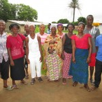 The Water Project: Benke Community, Brima Lane -  Wash Committee