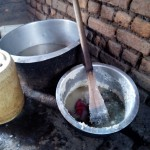 The Water Project: Musudzu Primary School -  School Kitchen