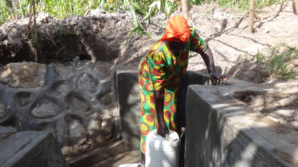 The Water Project : 8-kenya4721-clean-water
