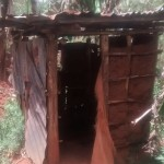 The Water Project: Shitoto Community, Laurence Spring -  Latrine