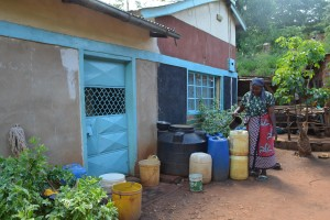 The Water Project : 8-kenya4770-water-containers