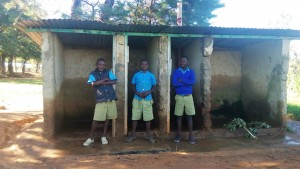 The Water Project:  Latrines Without Doors