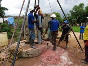 The Water Project : 8-sierraleone5116-drilling