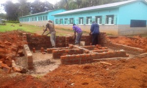 The Water Project:  Building Latrines