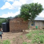 The Water Project: Kaani Community B -  Household