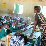 The Water Project: Essaba Primary School -  Training