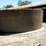 The Water Project : 10-kenya4657-tank-almost-done