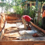 The Water Project : 11-kenya4658-latrines-construction