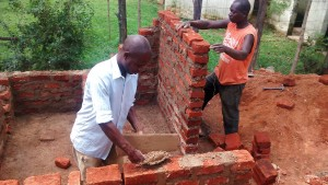 The Water Project:  Latrines Construction