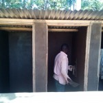 The Water Project: Friends Secondary School Shamakhokho -  Latrine Construction