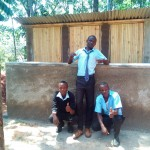 The Water Project : 13-kenya4660-finished-latrines