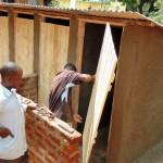 The Water Project : 14-kenya4658-latrines-construction