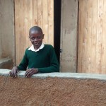 The Water Project: Essaba Primary School -  Finished Latrines