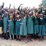 The Water Project: Kalenda Primary School -  Celebration