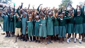 The Water Project : 18-kenya4657-celebration